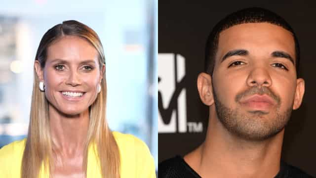 Heidi Klum reveals why she completely rejected Drake