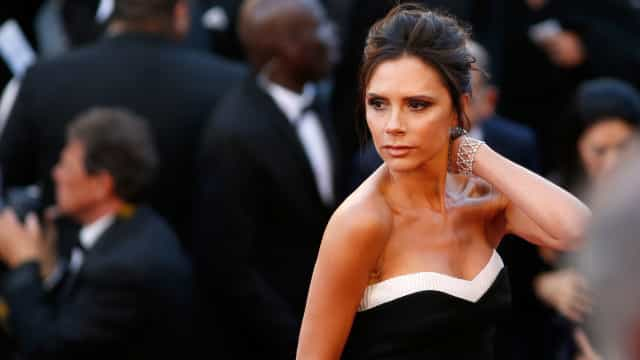Victoria Beckham's marketing stunt results in chaos