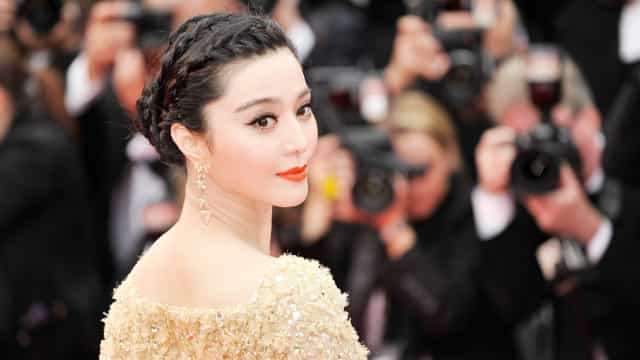 China's highest-paid actress has gone missing