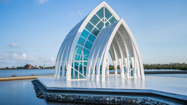 The world's quirkiest churches