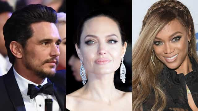 Da Angelina Jolie a James Franco, cosa hanno insegnato queste star all'università?