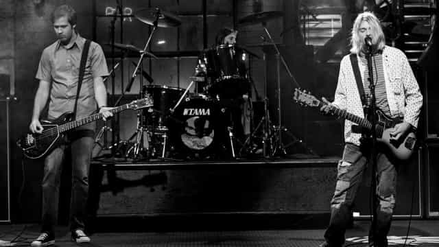 Nirvana's 'In Bloom' played live for the second time since Kurt Cobain's death