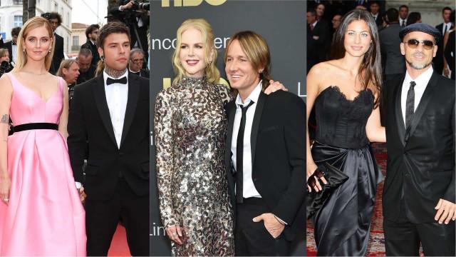 Coppie celebri: quando lei è più alta di lui