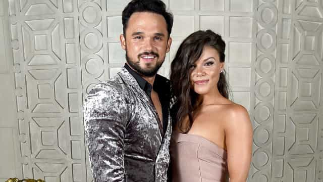 "Gareth Gates denies ""baffling"" rumours about break-up with Faye Brookes"