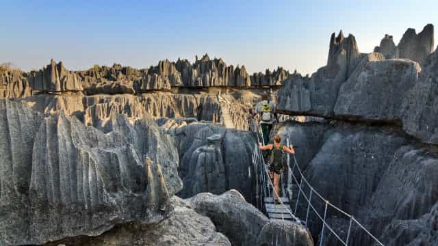 The world's most spectacular stone forest