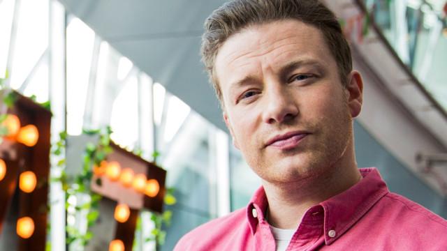 Jamie Oliver reveals unusual parenting technique