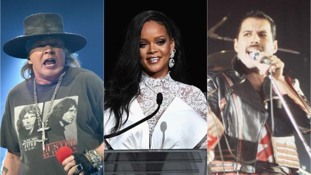 Antes da fama: veja para quem essas estrelas já abriram em shows!