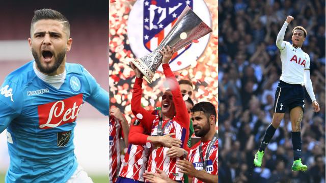 Tra le 20 squadre di calcio più potenti del mondo, 5 sono italiane