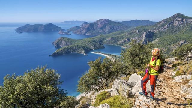 Die beeindruckendsten Wanderwege der Welt