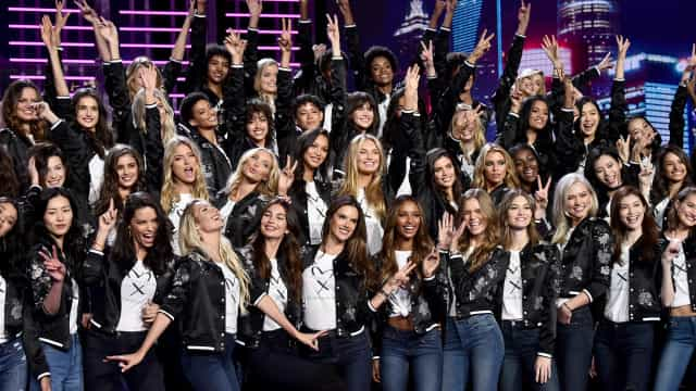 The stunning models set to walk the Victoria's Secret Fashion Show