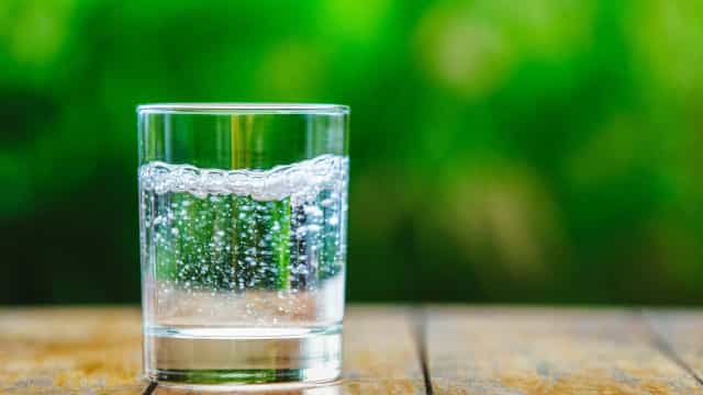 Is sparkling water the next top skin solution?
