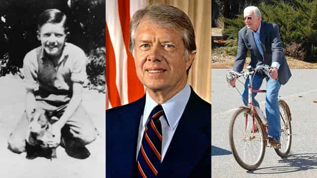 지미 카터: 미국 대통령부터 원로 정치인까지