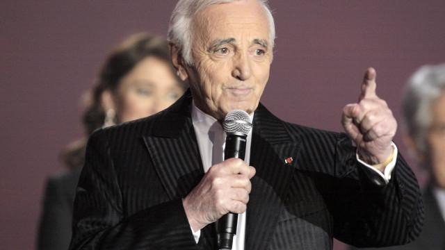 Charles Aznavour: la promesse qu'il n'a pas tenue