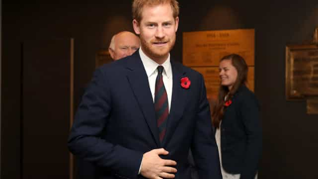 Prince Harry reportedly ignored his ex-girlfriend in Amsterdam