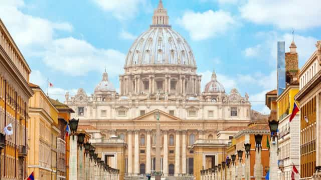 Discover the masterpiece that is Vatican City