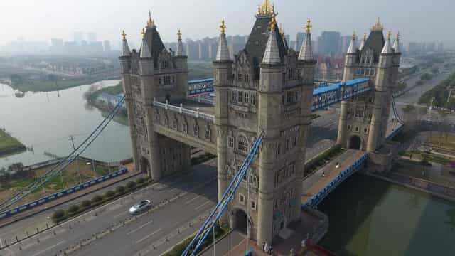 A look at China's most impressive knock-off wonders