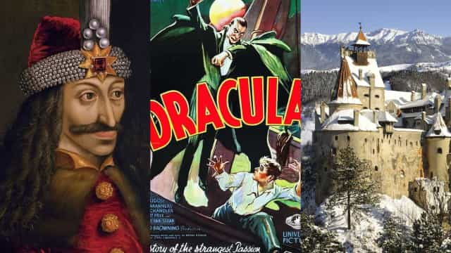 Vlad the Impaler and the legend of Dracula
