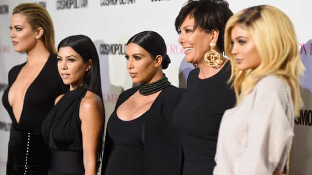 This Kardashian majorly shaded Yeezy's designs