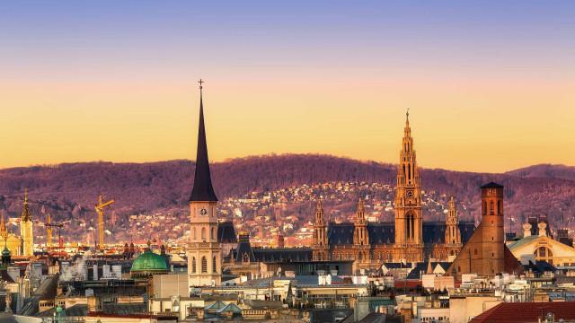 Cap sur la beauté de Vienne