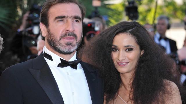 L'histoire d'amour discrète de Rachida Brakni et Éric Cantona