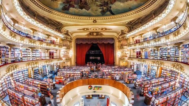 De mooiste bibliotheken ter wereld