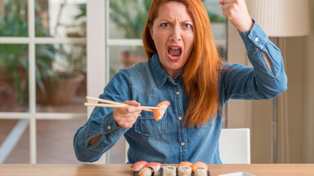 Mann muss nach Sushi-Mahlzeit Arm amputiert werden