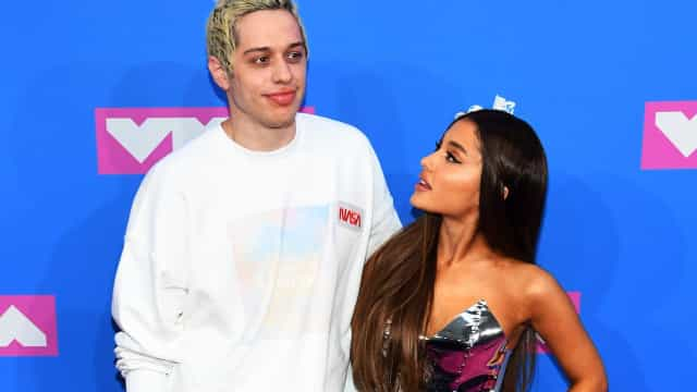 Why did Pete Davidson just cover up his Ariana Grande-inspired neck tattoo?!
