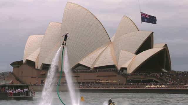 Adrenaline junkies unite! Extreme sports down under