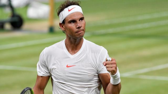 Rafael Nadal vole au secours de son île
