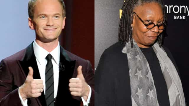 Whoopi Goldberg promised Neil Patrick Harris sex