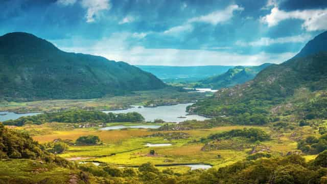 """Discover Ireland, forever the """"Emerald Isle"""""""