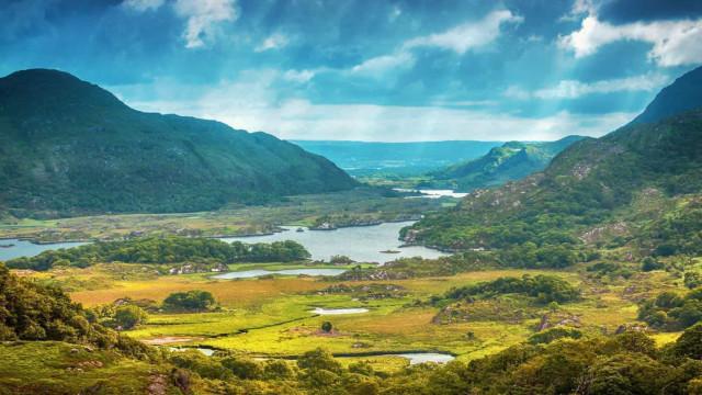 """Opplev Irland – den evige """"Smaragdøya"""""""