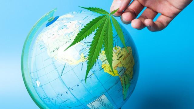 Joint-effekten: lover om hasj rundt i verden