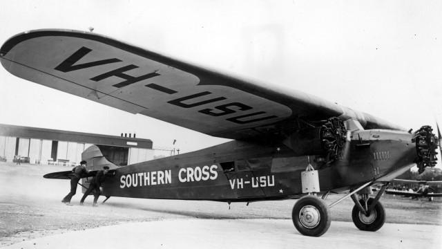 Aviation in Australia's colourful past and future