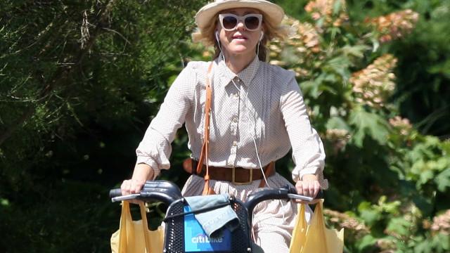 Fama sobre pedales: las celebridades más 'eco'