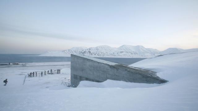 국제 식량의 날: 북극에 위치한 노아의 방주