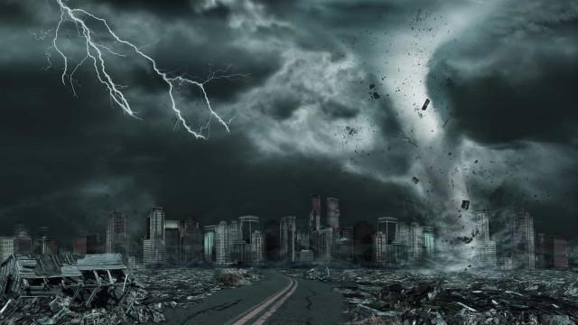 Das Ende der Welt naht!