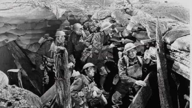 The most celebrated films depicting World War I
