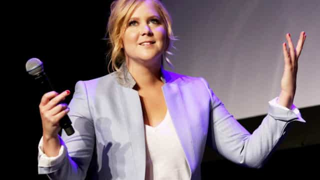 "Why Amy Schumer wouldn't want to be an ""ounce more attractive"""