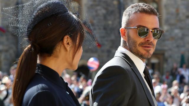 """I Beckham e il matrimonio: """"È un lavoro duro"""""""