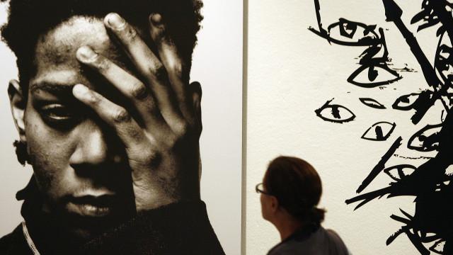 Basquiat à Paris