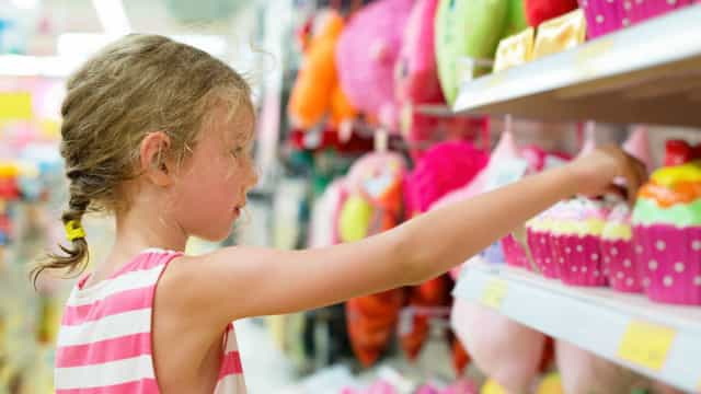 Is your child too materialistic?