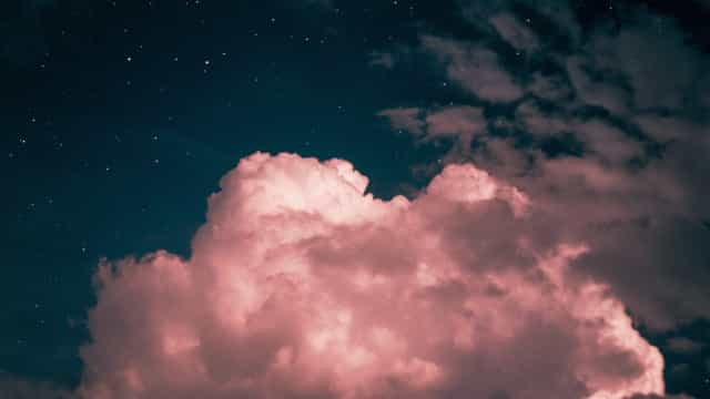 The benefits of cloud gazing