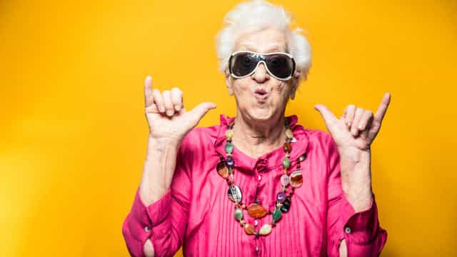Research says you feel the happiest getting older