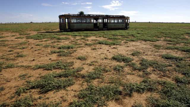 Abandoned Australia: Places that people left behind