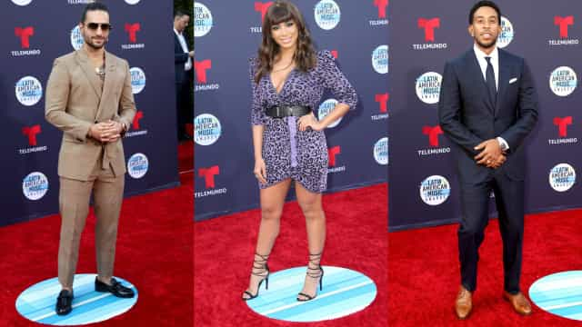 Les plus beaux looks des Latin American Music Awards