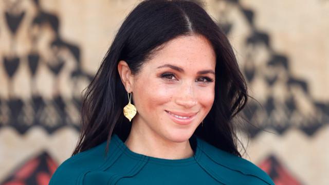 Meghan Markle teve guarda-roupa mais caro da família real em 2018