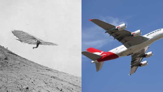 Take flight for a brief history of aviation