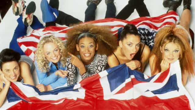 Spice Girls: their hottest looks and costumes