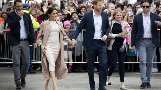 Meghan Markle's best maternity looks (so far)